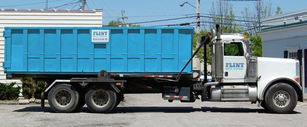 Dumpster rental flint